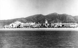 Hotel Riviera del Pacifico ensenada